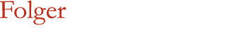Folger Shakespeare Library · Advancing knowledge & the arts