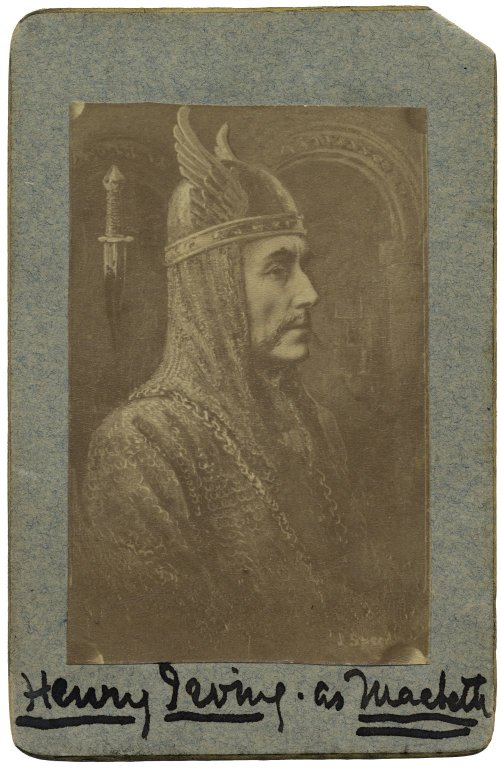Henry Irving as Macbeth (19th century)