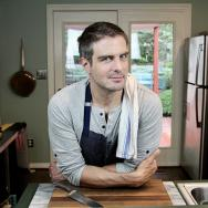 John Tufts, actor and food writer