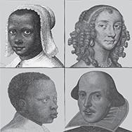 portraits of black and white people in the early modern world