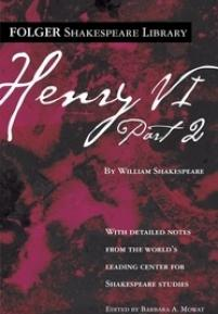 cover of Folger edition of 2 Henry VI