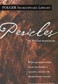 cover of the Folger edition of Pericles