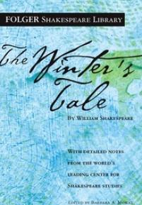 cover of the Folger edition of The Winter's Tale